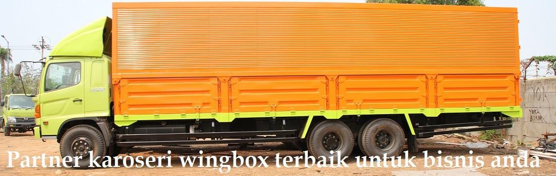 83+ Gambar Mobil Truk Wing Box Terbaik